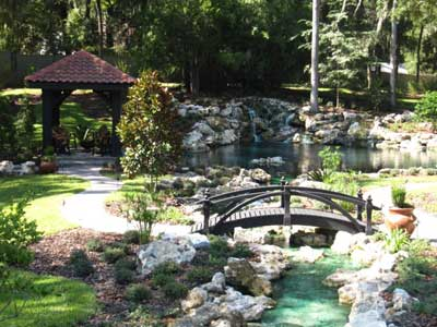 Complete Landscaping from Dixie Lawn and Landscaping, Inc.